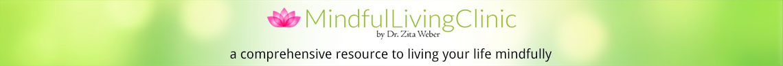 Mindful Living Clining banner