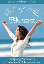 Ouf of the Blues book cover