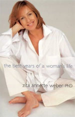 The best years of a woman's life book cover