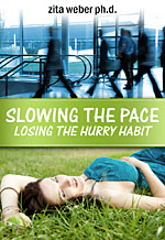slowing the pace book cover
